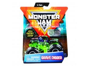 Monster jam sběratelská die-cast auta 1:64 SKLADEM