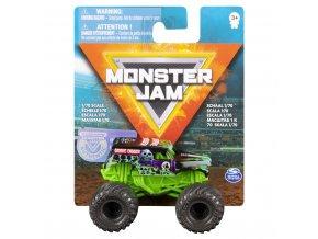 Monster Jam plastová sběratelská autíčka SKLADEM