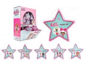 Make up L.O.L. Překvapení v malé hvězdičce 1ks