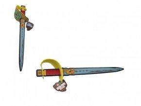 Meč/Kord pěnový měkký 53cm (1 ks)