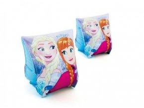 Rukávky Frozen nafukovací 2 komory 23x15 cm od 3-6 let