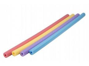Vodní tyč plavací pěnová trubice 155cm průměr 6cm