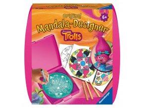 Trollové / Trolls malá Mandala