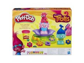 Play-Doh Trollové / Trolls vlasový salon skladem