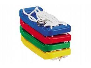 Houpačka/Houpací prkénko plast 43x18cm nosnost 60kg skladem