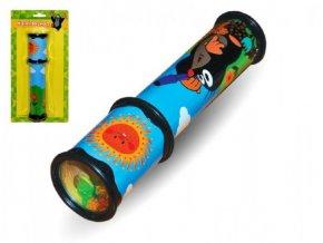 Kaleidoskop - Krasohled Krtek 20cm na kartě Mikro