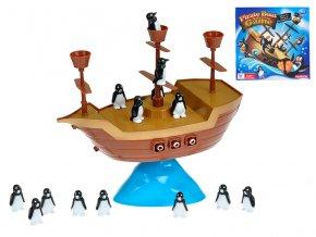hra piratska lod balancujici