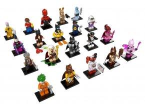 LEGO LEGO Minifigurky Batman MOVIES 1 serie skladem