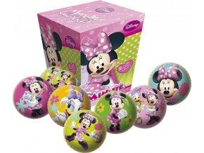 Míč Disney Minnie 6 cm skladem