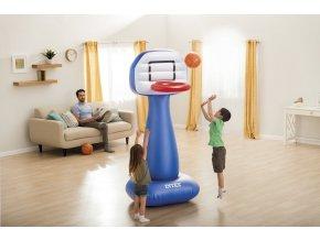 Basketbalový set nafukovací 1,04mx94cmx2,08m skladem