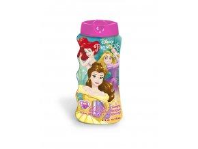 Koupelový a sprchový gel Princess 475 ml skladem