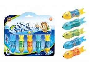 Catch torpedo hra skladem