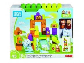 Mega Bloks safari