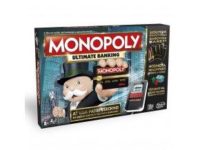 Monopoly: Ultimate Banking cz verze
