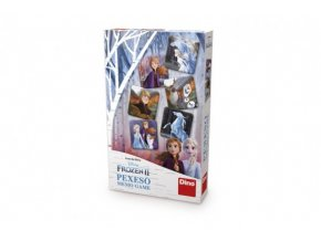 Pexeso Ledové království II/Frozen II společenská hra