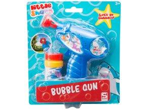 Bublifuková pistole žralok (POŠKOZENÝ OBAL)