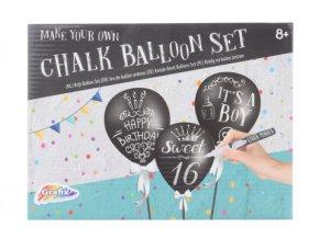 sada krid s balonky