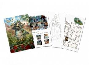 Omalovánky a zábavné hraní Když draka bolí hlava, 24 stran A4 skladem