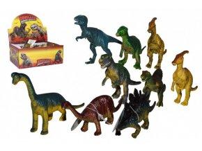 Dinosaurus plast 14cm mix druhů (1 ks)