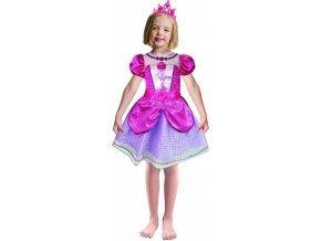 Kostým Barbie Ballerina s korunkou