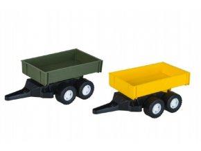 Přívěs/valník Tatra plast 24cm asst 2 barvy v krabici