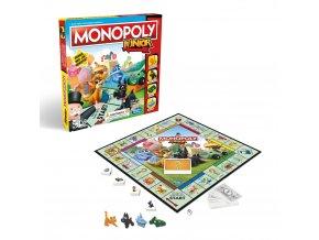 Monopoly Junior CZ skladem