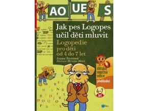 jak pes logopes ucil deti mluvit logopedie pro deti od 4 do 7 let
