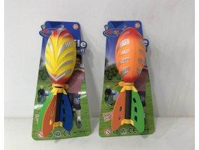 Raketa létající, 2 barvy skladem