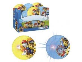 Svítící míček 10 cm Disney skladem
