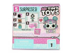 l o l surprise mini panenky tiny toys