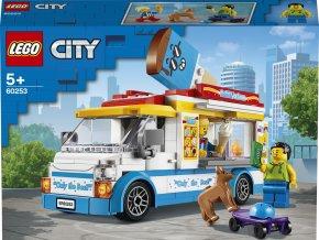 lego city zmrzlinarske auto