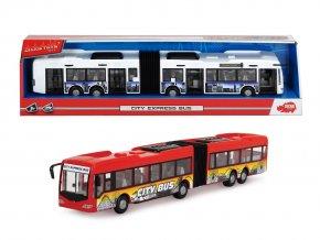 Autobus City Express 46 cm, 2 druhy skladem