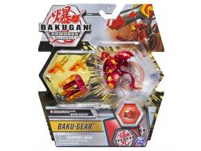 Bakugan drak s výstrojí s2