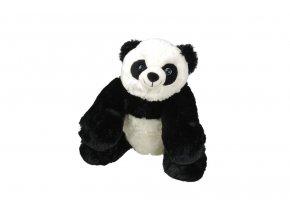 Plyšová Panda sedící/stojící 30 cm