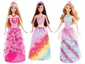 Barbie PRINCEZNA skladem
