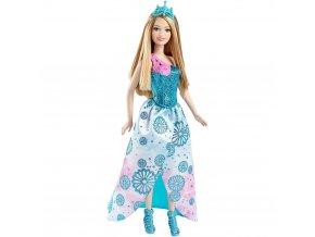 mattel barbie princezna svetlovlaska