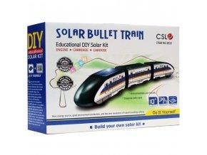 solarni vlak