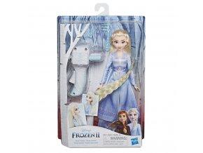 Ledové království 2 Elsa a česací set