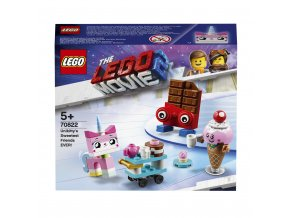 lego movie nejroztomilejsi pratele unikitty 2