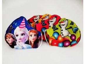 detska rouska frozen party 2