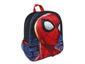 Dětský baťůžek 3D Spiderman skladem