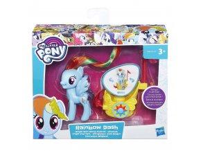 My Little Pony Poník s vozíkem skladem