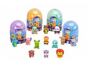 PlayFoam® PALS Modelína/Plastelína kuličková mix barev v plastové krabičce 6,5x9cm (1 ks)