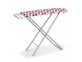 Žehlící prkno - růžové s kolečky