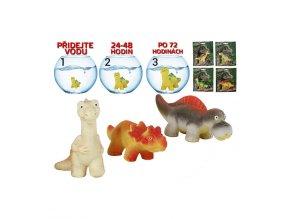 dinosaurus rostouci 4 druhy