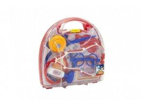 Sada doktor plast 9ks v plastovém kufříku