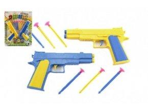 pistole 2ks na prisavky plast