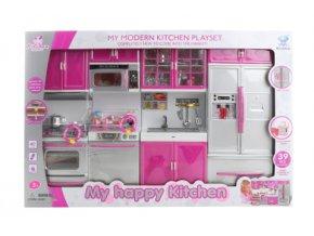 kuchynsky set pro panenky na baterie