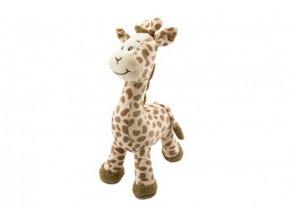 Žirafa plyš 40cm v sáčku 0+ skladem