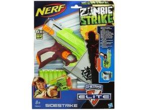 hasbro nerf zombie pistole